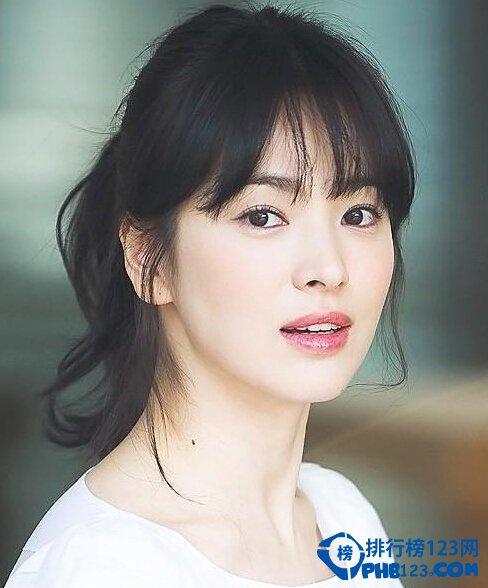 韓國最美女星排行榜2015
