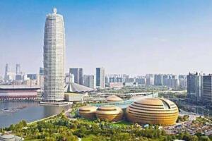 2021鄭州各區縣GDP排行榜:金水區1203億居首,航空港實驗區增速14%