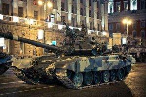 世界十大坦克 T80主戰坦克實力超強,我國兩個上榜