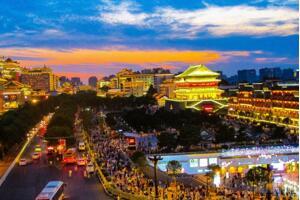 2021陝西各市GDP排行榜:西安首破7000億大關,楊凌僅141.27 億元