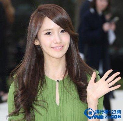 2014最新韓國明星人氣排行榜