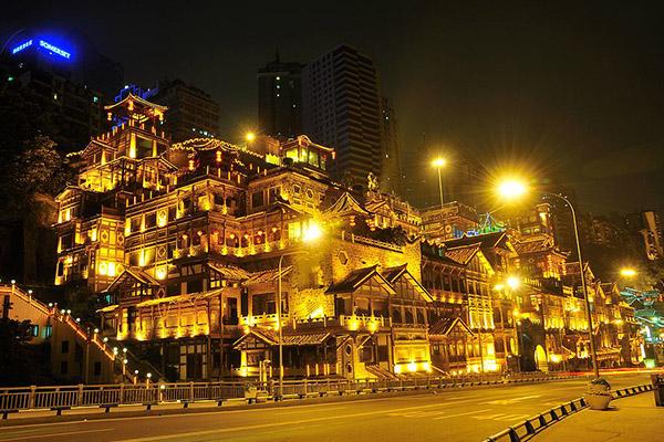 中國十大城市