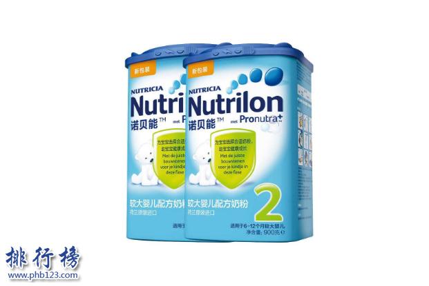 全球嬰幼兒奶粉排行榜10強 全球嬰幼兒奶粉哪個牌子好