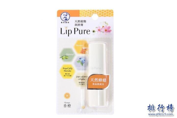 全球最好用的16款潤唇膏 每個女生的必備單品