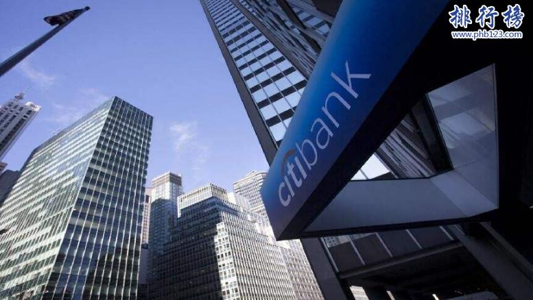 美國四大銀行