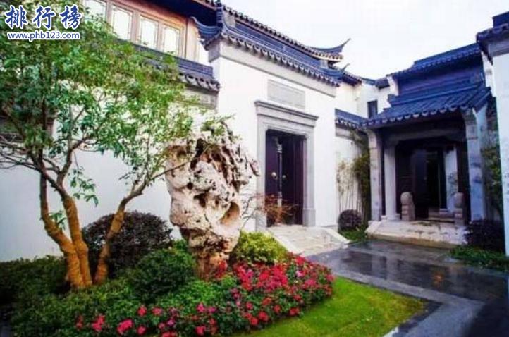 杭州十大小區:盤點杭州城區十大壕小區
