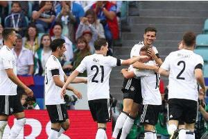 2019德國足球世界排名:第1位(截止2019年10月)