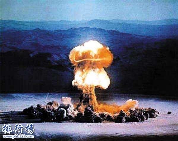當代殺傷力最大的武器:中子彈