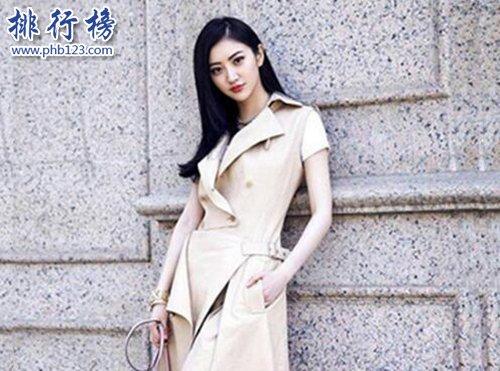 娛樂圈最有背景的十大女星,劉亦菲僅第二,景甜第一
