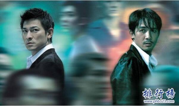 香港史上最高票房電影排行榜:《那些年》第二,前十周星馳占3部