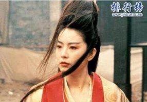 香港十大美女明星排行榜,個個都是女神!