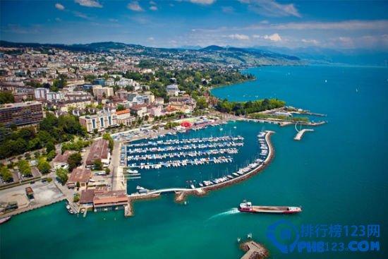 2020世界最宜居的十大城市TOP1:日內瓦
