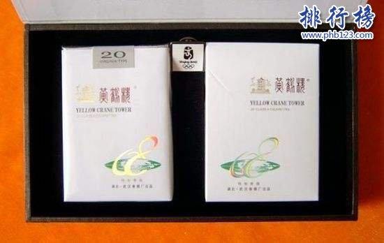 中國香菸前十價格和圖片,中國十大香菸排行榜