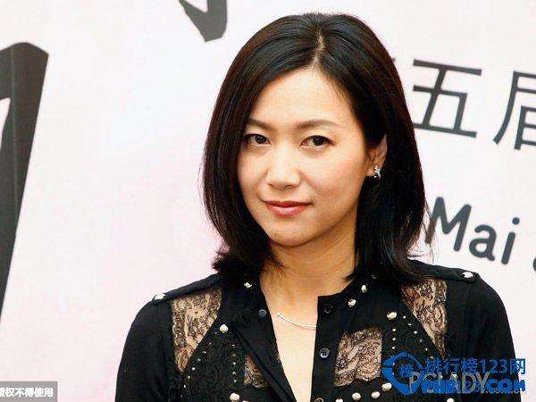 中國十大最髒女明星排行榜 中國女明星緋聞誰最多