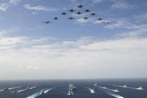【全球軍事實力排名2015】全球十大軍事強國