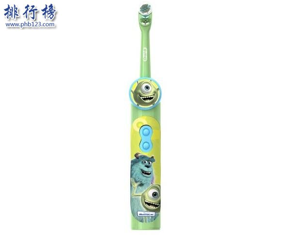 兒童電動牙刷哪些好?兒童電動牙刷十大品牌排行榜