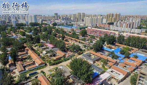 2020全國投資潛力百強縣市排名:廊坊居首,阜陽第二(完整名單)