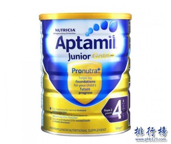 哪些配方奶粉最好?配方奶粉排行榜10強推薦