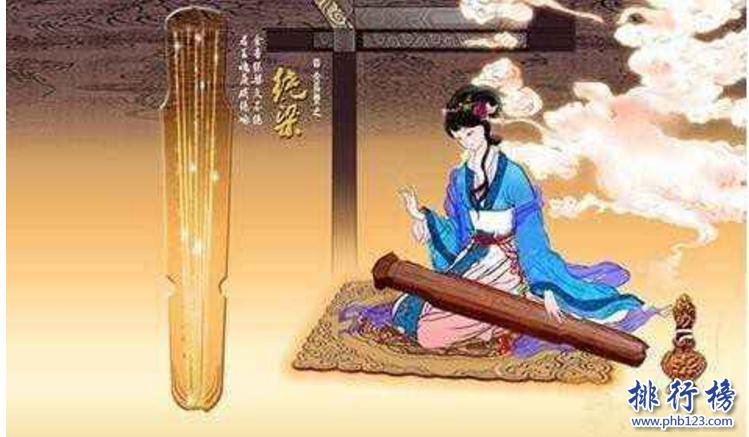 古代好聽的琴的名字 中國古代四大名琴排名簡介