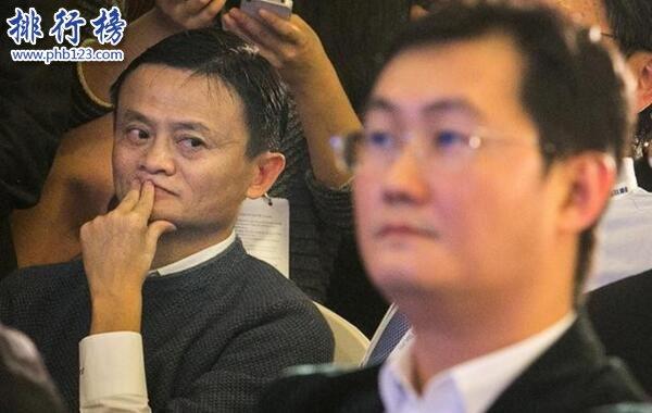 馬化騰身價多少億2019 馬化騰身價世界、中國排名