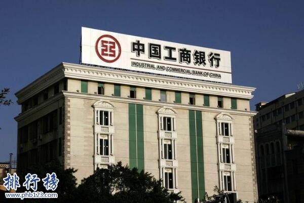 中國最不會倒閉的銀行:中央四大行((工、農、中、建)