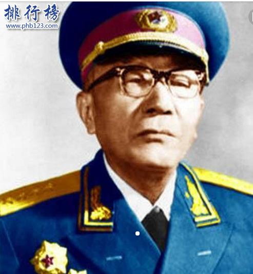 湖南十大元帥:第一人民心中的英雄(彭德懷)