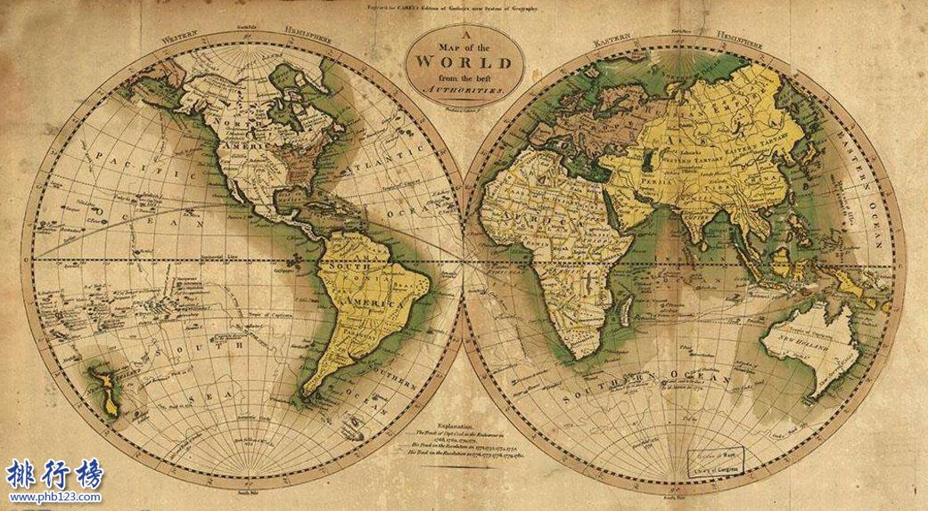 三大消失的大陸:一個企圖征服世界一個比美洲面積還大