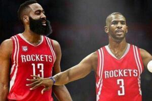 2019-2019賽季NBA火箭球員名單,2019火箭首發陣容(完整版)