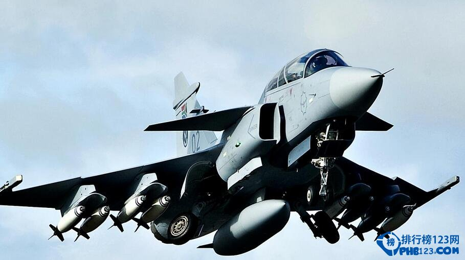 世界戰鬥機,殲10C,殲16,戰鬥機排行榜