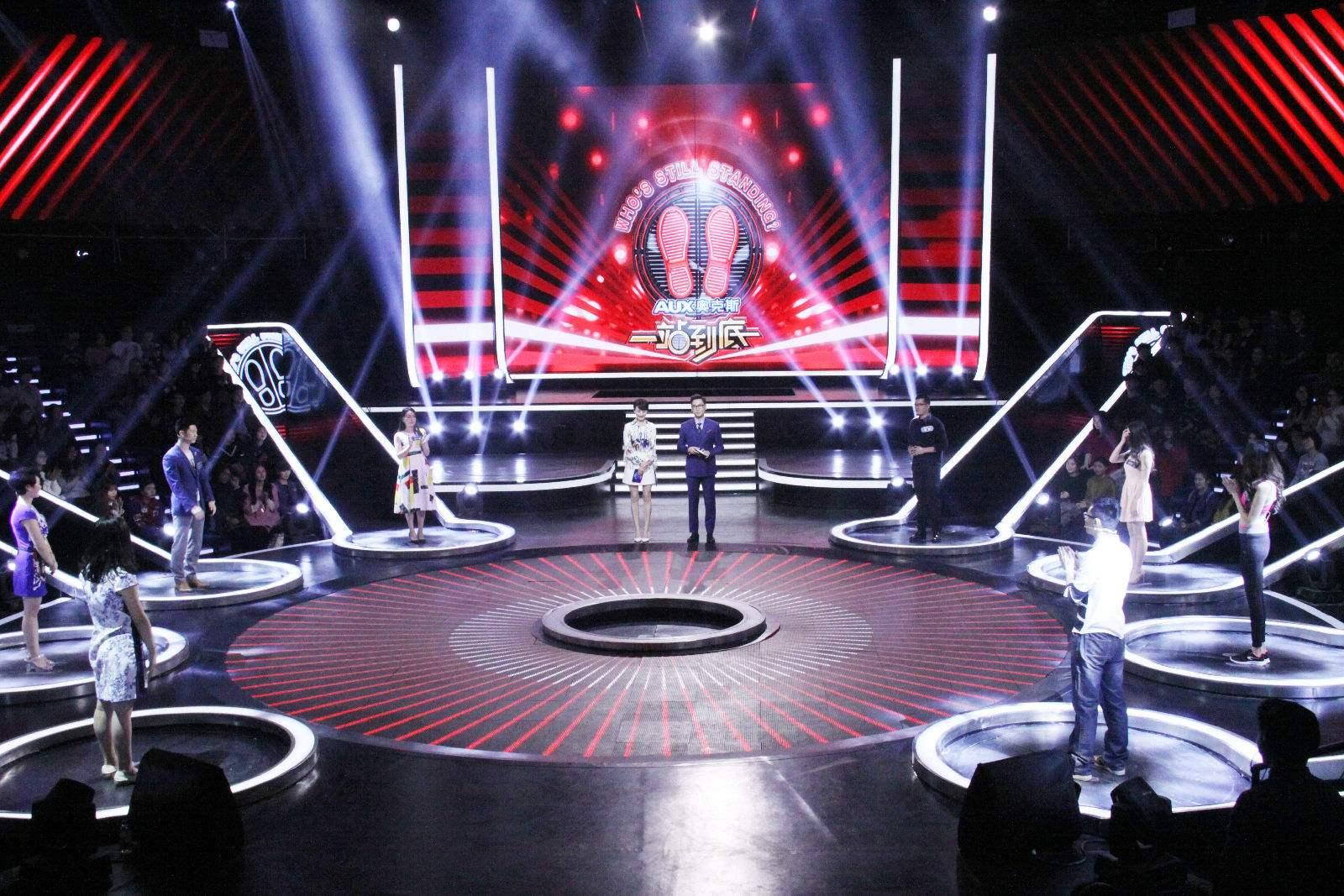 2021年10月31日綜藝節目收視率排行榜:一站到底收視第三