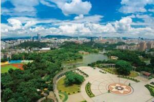 2021江門市各市區GDP排名:蓬江685.55億元登頂,江海增速達9%
