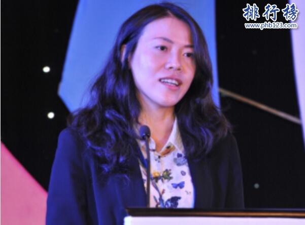 2021胡潤女企業家排行榜:楊惠妍1600億第五次登頂,馬東敏進前十