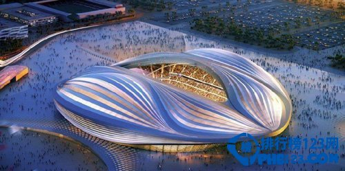 全球最奇葩的建築排行榜