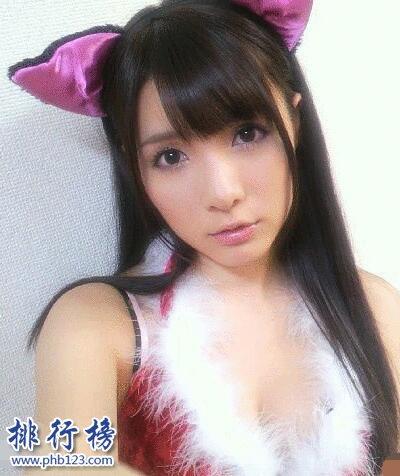 日本最好看的AV女星排名 美到讓人不忍糟蹋