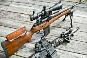 世界十大高精狙 L115A3狙擊步槍最遠擊殺記錄2475米
