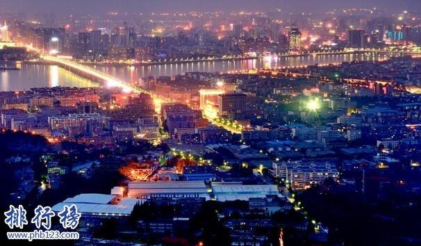 襄陽各城區房價排行榜2019:襄城區均價9286元,高居第一